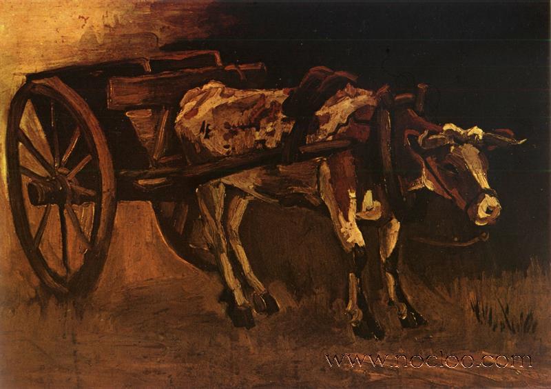 van Goghs Art and Life
